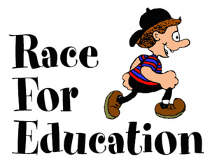 Race for Education color